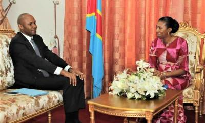RDC : Patrick Muyaya plaide pour la revitalisation du Réseau de jeunes parlementaires ! 111