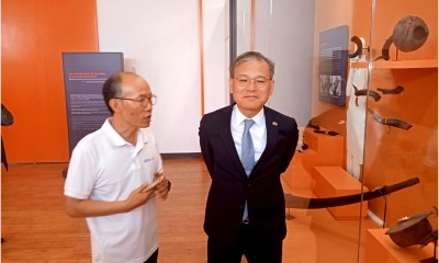 RDC: vers la réception du nouveau musée national financé à 21 millions USD par KOICA  44