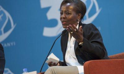 Francophonie : Louise Mushikiwabo plaide pour le partenariat Amériques-Afrique 43