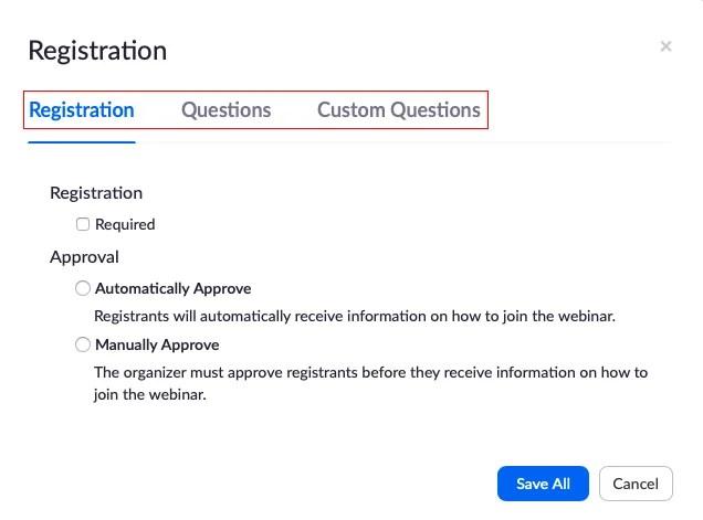 hướng dẫn sử dụng zoom webinar: đăng ký tham dự