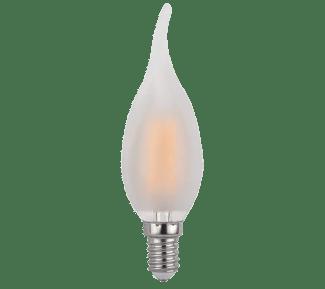 LED SIJALICA FLAME 99LED663, FC35, FILAMENT, 4W, E14, 230V, 2700K, MAT