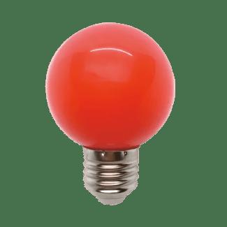 LED-SIJALICA-GLOBE,3W,G45,E27,crvena, 99LED825- Cena