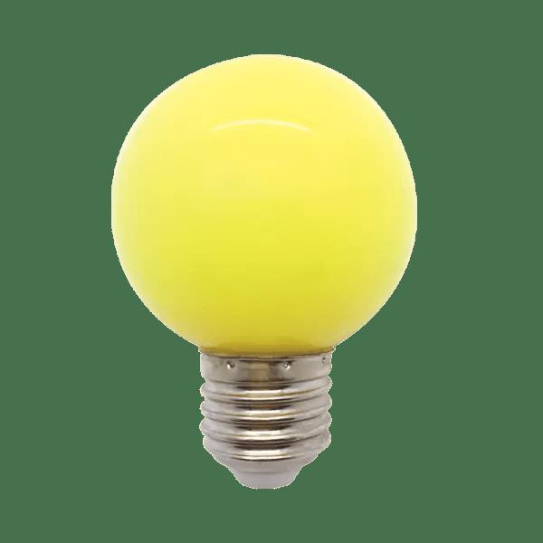 LED-SIJALICA-GLOBE,3W,G45,E27,zuta, 99LED826- Cena
