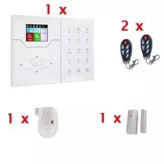 Komplet alarmnih sistema