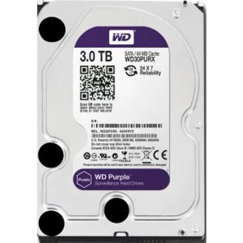 HDD 3TB DISC WD20PURX-78