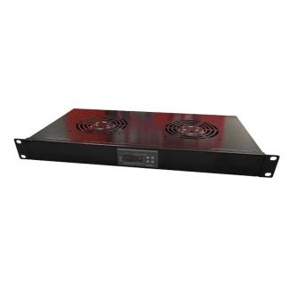 2FAN-ansec ventilator za hladjenje rek ormana sa digitalnim LCD podesivim termostatom
