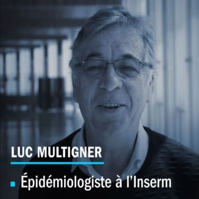 photo of Luc MULTIGNER
