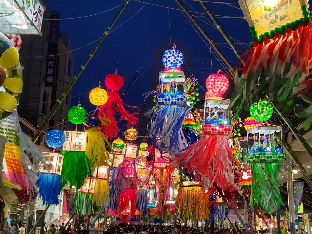 平塚 七夕祭り・・・ – ZOOM CAR COLLECTION BLOG