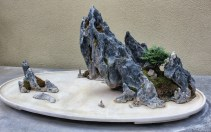 Chinese Rock Penjing