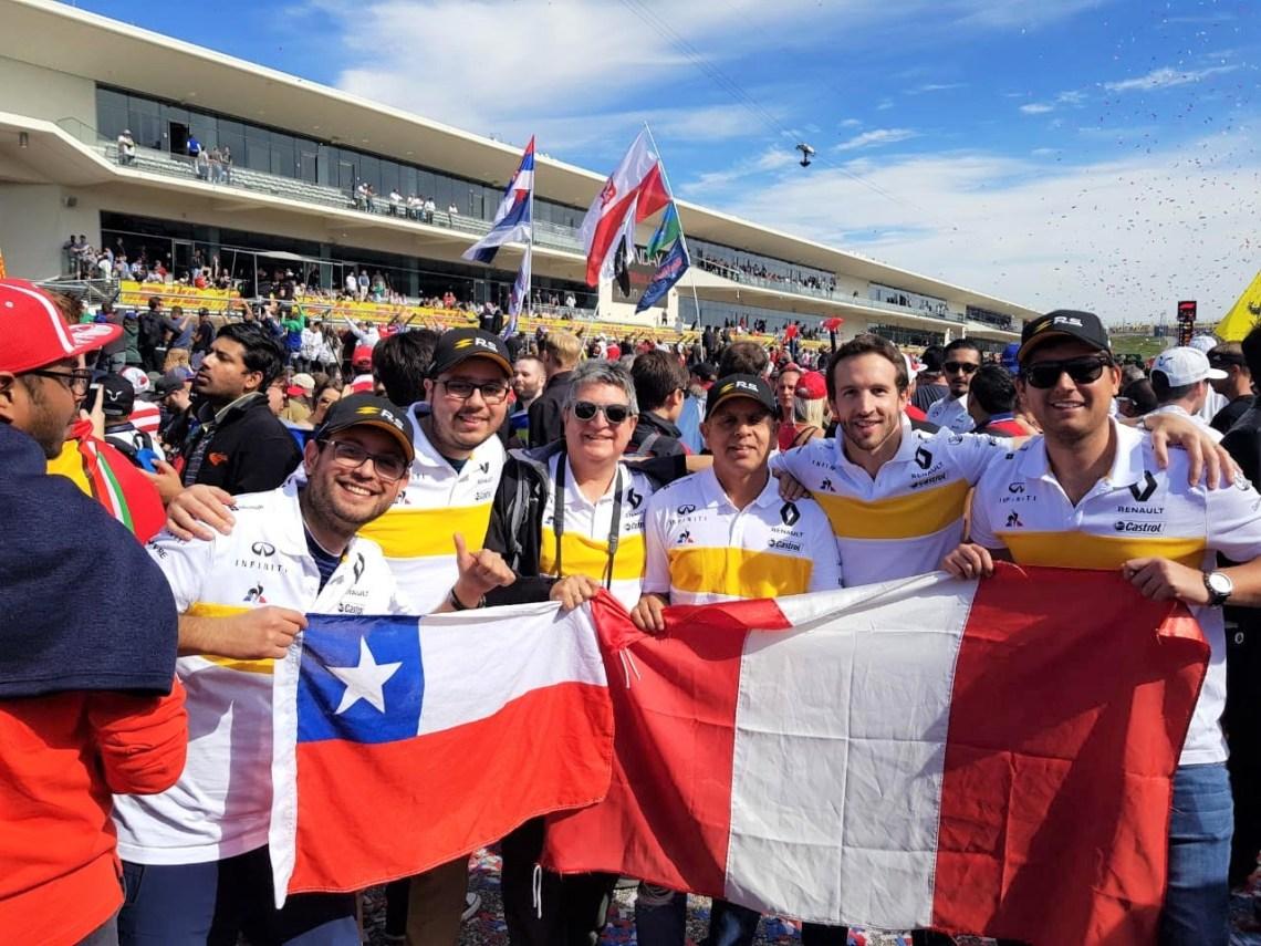 Renault- Viaje Fórmula 1 en Texas (2)