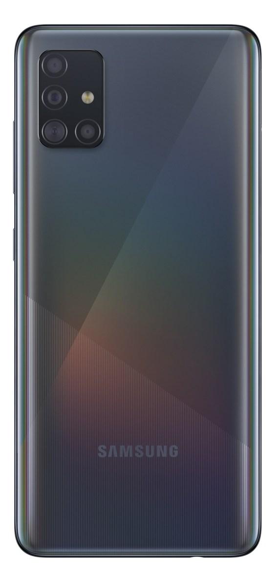 Galaxy-A51_Black_Back