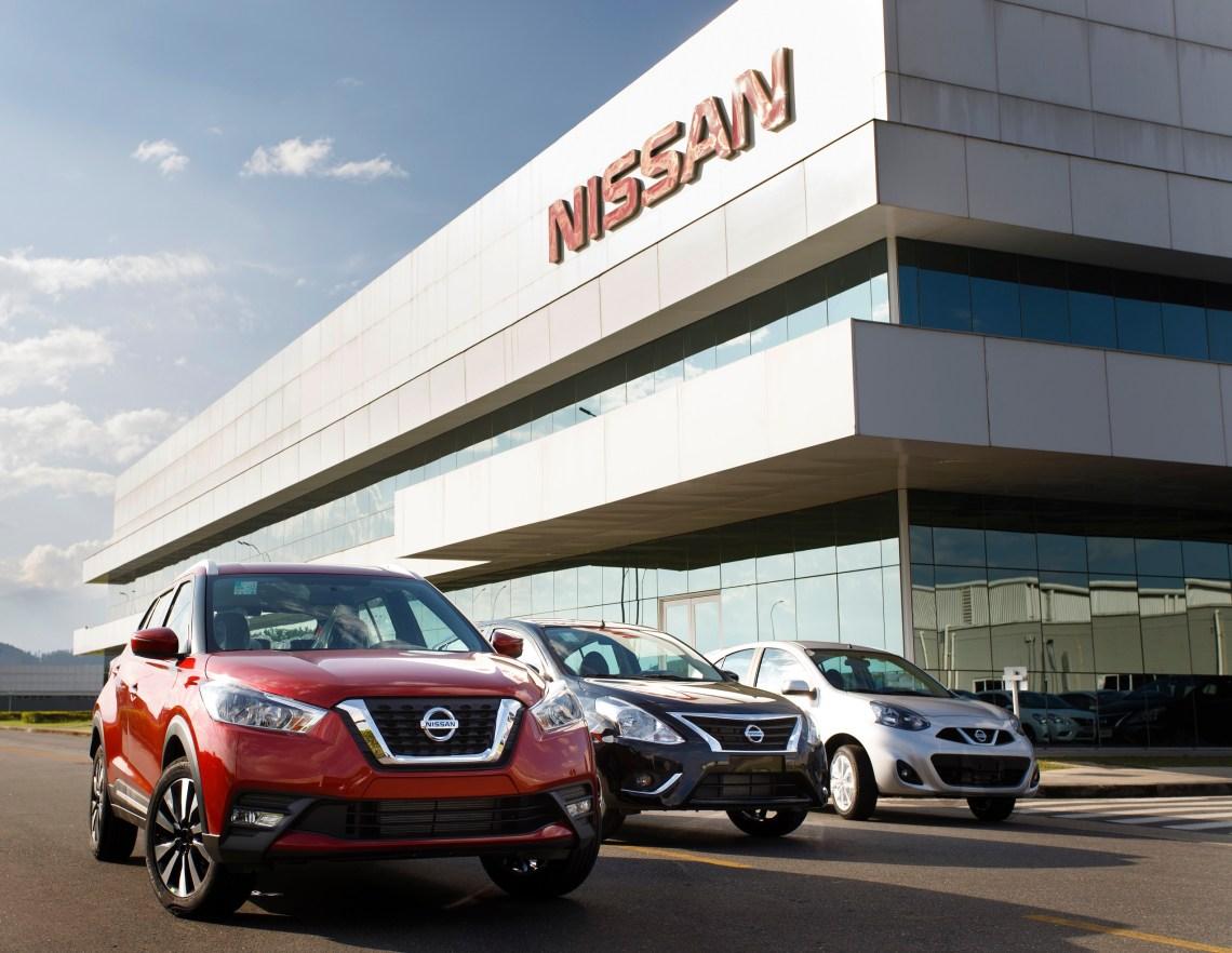 Complexo Industrial da Nissan em Resende completa 5 anos