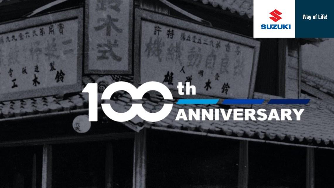 Suzuki 100 años