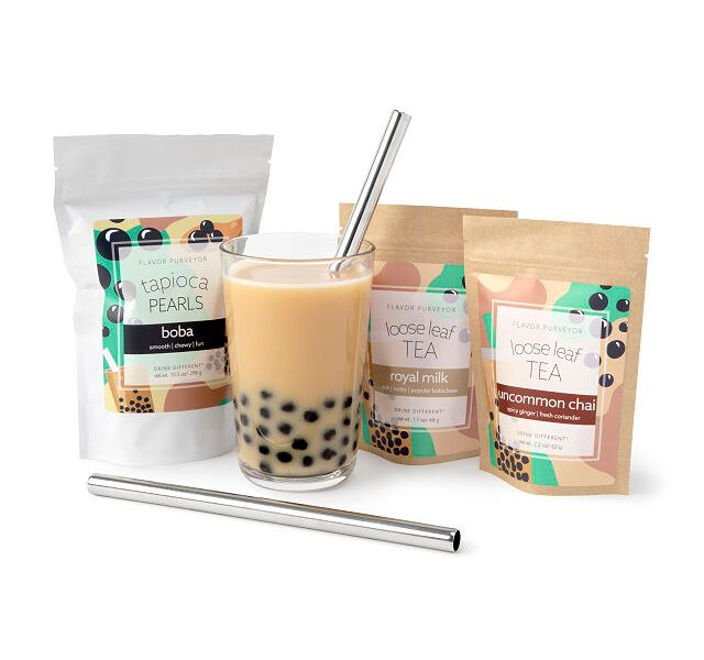 Bubble Tea Kit ZoomerZones