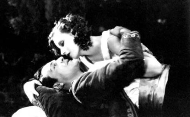 """""""El demonio y la carne"""" Clarence Brown, 1926."""