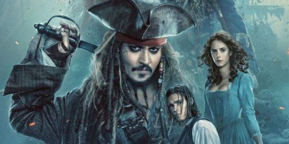 Piratas del caribe Película