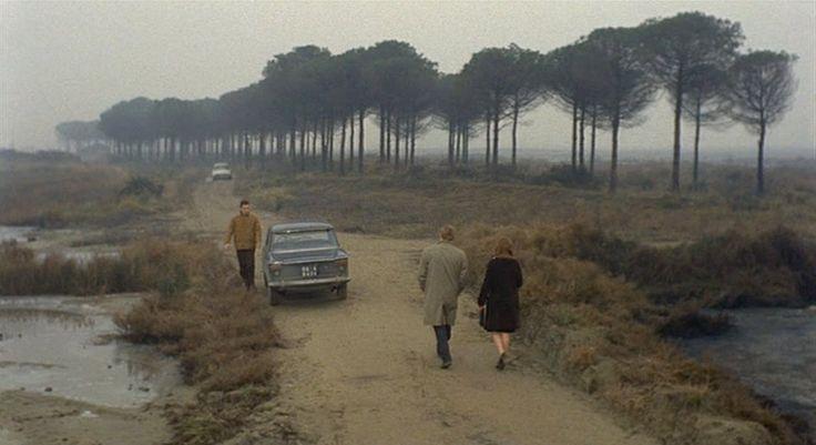 el desierto rojo 1964 michelangelo antonioni