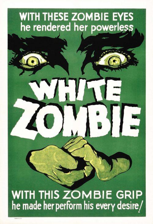 whtie zombie poster e1540950271950