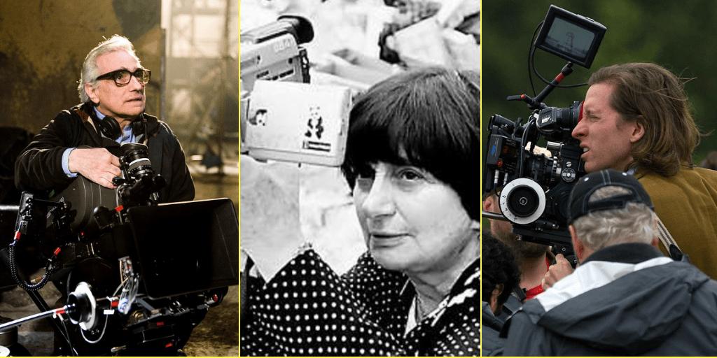 cortometrajes de grandes cineastas