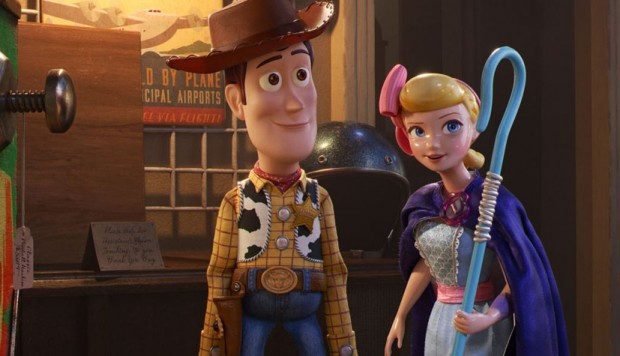 toy story 4 pelicula