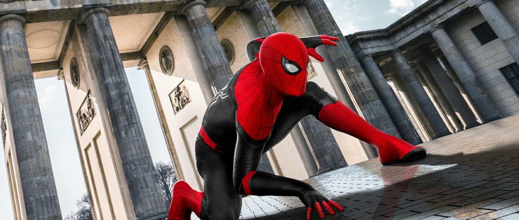 spider man lejos de casa 2