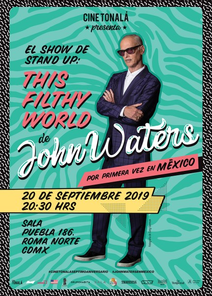 stand up this filthy world de john waters