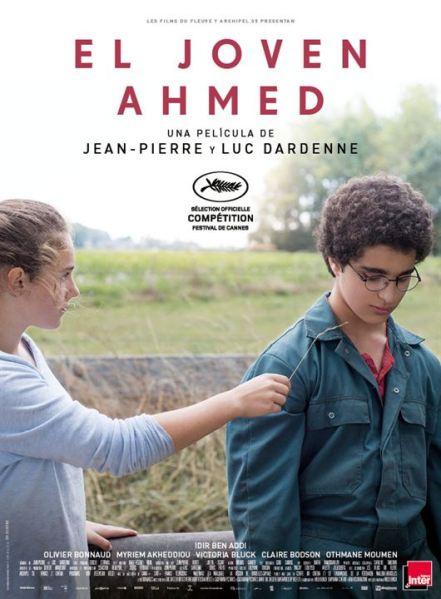 el joven ahmed poster