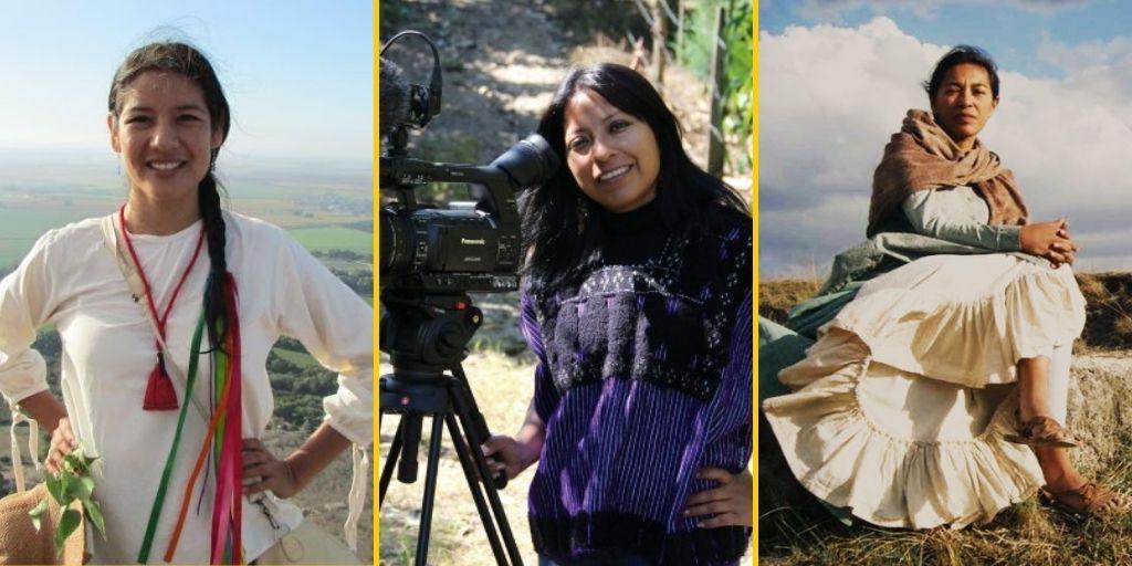 muestra de cineastas indigenas 2020.