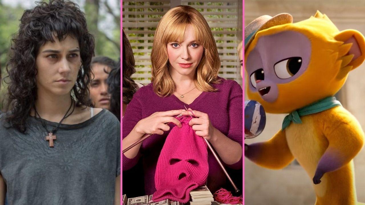 Series y películas que llegan a Netflix en agosto