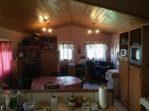 Kitchen/office