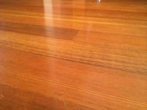 Restored hardwood