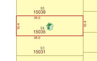 15035 131 St lot dimensions