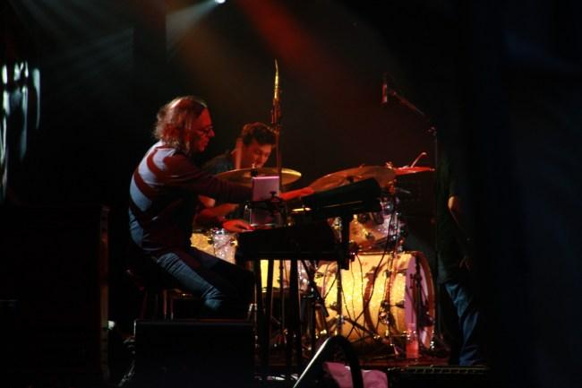 Bobby Bazini's drummer & keyboardist.