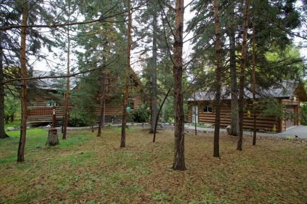 46 22146 South Cooking Lake Road Whisper Creek Log Cabins