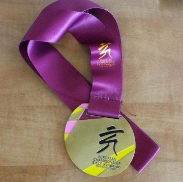 campionati-europei-karate-2017-2 - Karate. Tre campionesse europee per Milano  - Altri sport Sport