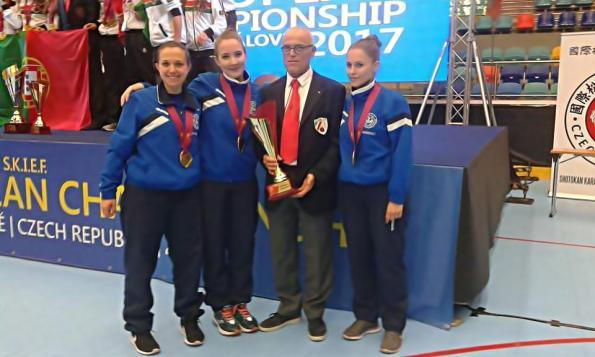 campionati-europei-karate-2017-8 - Karate. Tre campionesse europee per Milano  - Altri sport Sport