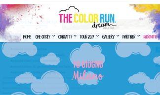 color-run-324x193 - The Color Run Dream World Tour a Milano nell'area Expo pensando al Sic  - Altri sport Sport