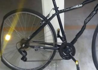 Bicicletta rotta