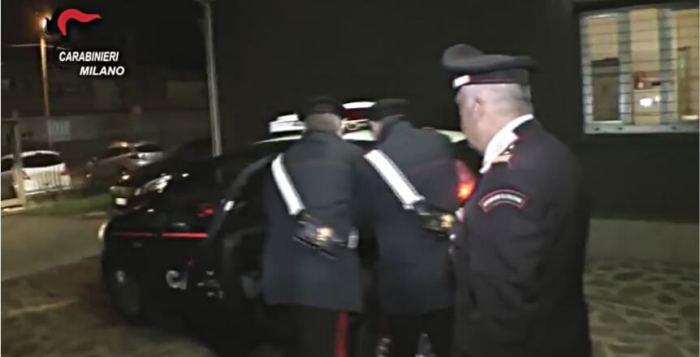 Milano carabinieri