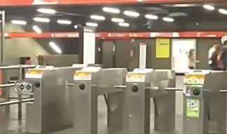 metropolitanaRossa-324x191 Pacco sospetto a Lampugnano. Si ferma la metro Costume e Società Curiosità