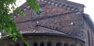 Casa del mago a milano, San Vincenzo al Prato