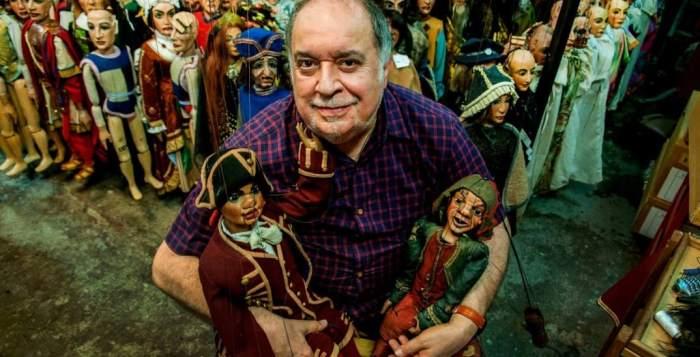 marionette di Eugenio Colla