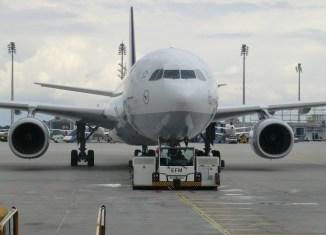 aeroplano a Orio al serio