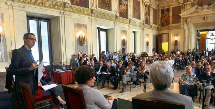 presentazione della Milano Food city