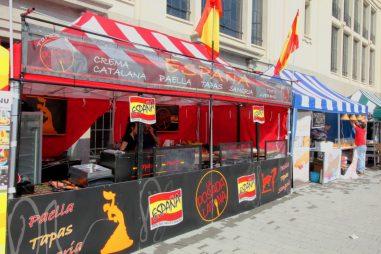 IMG_11201 Street food da tutta Europa a City-Life Costume e Società Fiere e mercati
