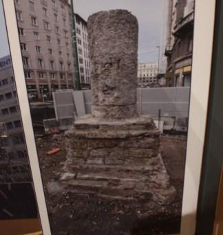 colonna-verziere-Cristo-redentore-ritrovata-324x341 Il cantiere della M4 e la leggenda della Colonna del Verziere Milano Misteriosa