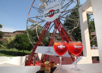 terrazza Martini temporary
