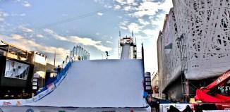 Milano experience coppa mondiale snow board