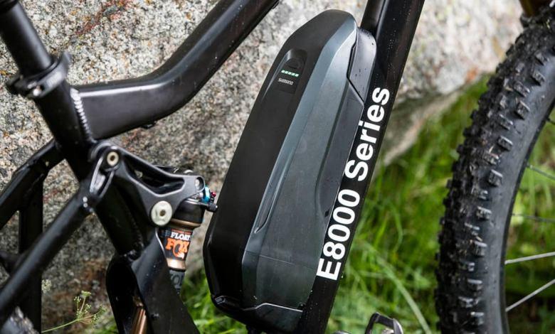 baterias-shimano-para-bicicletas-electricas:-hasta-100-kilometros-de-autonomia