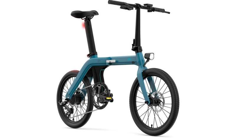 fiido-d11,-una-de-las-bicicletas-electricas-plegables-mas-ligeras-y-asequibles-del-mercado